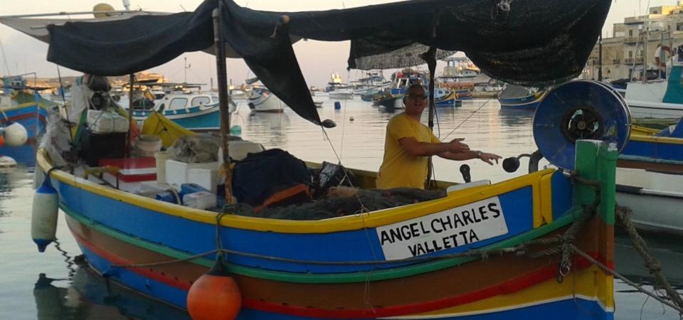 Pesca Sostenibile a Malta