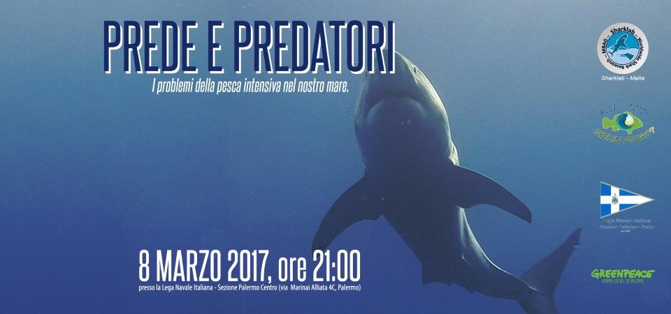 Evento 8 Marzo Sharklab a Palermo