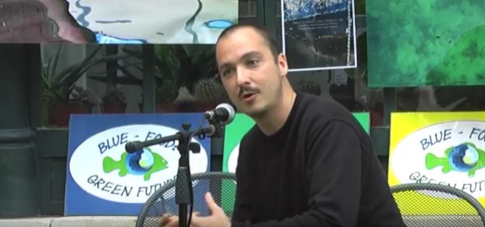 Blue Food : Green Future ? alla Serra di Venezia : i video della partecipazione nel giugno 2016