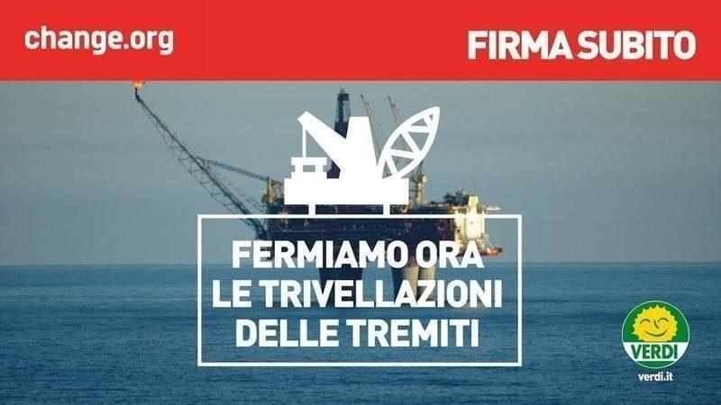 Fermiamo le Trivellazioni di Tremiti e Pantelleria