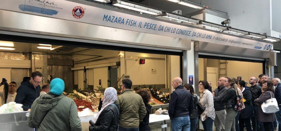 Tutti i Sabato mattina… libero accesso al Mercato Ittico di Milano